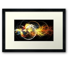 Earth Roots Framed Print