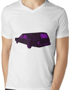 Hearse Mens V-Neck T-Shirt