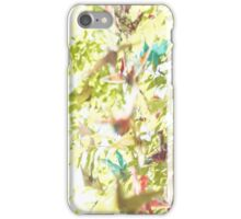 Wedding Cranes  iPhone Case/Skin