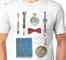 Doctor Who Starter Pack Unisex T-Shirt