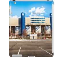 Lavell Edwards Stadium iPad Case/Skin