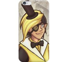 Bill Cipher Human iPhone Case/Skin