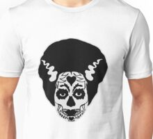 Day of The Dead Bride Unisex T-Shirt