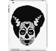 Day of The Dead Bride iPad Case/Skin