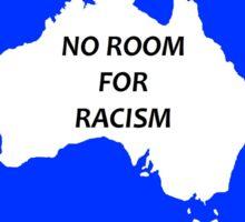 No Room For Racism - Torres Strait Islander Flag Sticker