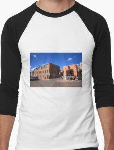 Santa Fe Streets Men's Baseball ¾ T-Shirt