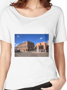 Santa Fe Streets Women's Relaxed Fit T-Shirt