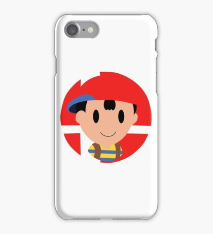 Super Smash Bros.: Ness iPhone Case/Skin