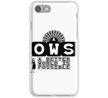 OWS Wheel of Fortune iPhone Case/Skin
