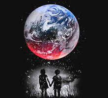 Until The End Of The World Women's Fitted Scoop T-Shirt