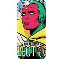 Post-Punk Electric iPhone Case/Skin