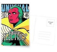 Post-Punk Electric Postcards