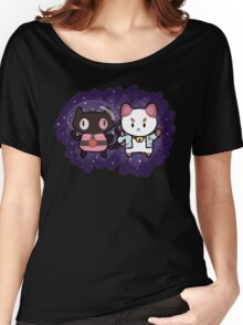 SPACE CATS! Women's Relaxed Fit T-Shirt