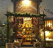 Sorrento's Shop by Ginette Jalbert