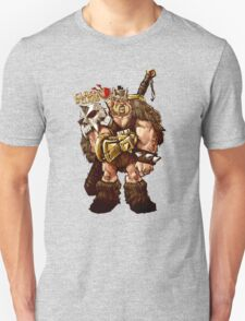 The King of Barbarians T-Shirt