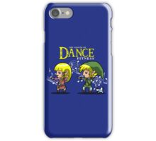 The Legend of dance fitness  iPhone Case/Skin
