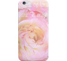 Of all sad things iPhone Case/Skin