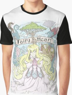 Mavis - The Fairy Heart Graphic T-Shirt