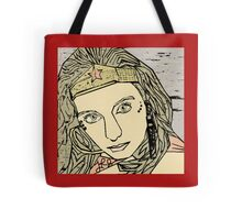 Art. By. Will Divinely Create (WDC- Art.Co) P/DC Tote Bag