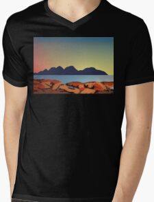 The Hazards by Anne Winkler Mens V-Neck T-Shirt
