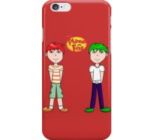 Phineas and Ferb! iPhone Case/Skin