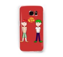 Phineas and Ferb! Samsung Galaxy Case/Skin