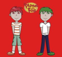 Phineas and Ferb! Kids Clothes