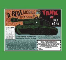 Real Tank Kids Tee