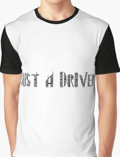 Best Car Driver Graphic T-Shirt
