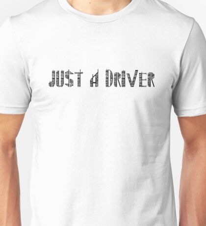 Best Car Driver Unisex T-Shirt