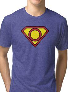 O Superman Tri-blend T-Shirt
