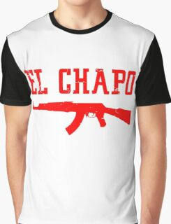 EL CHAPO Graphic T-Shirt