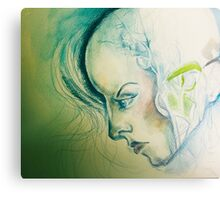 Fetale Canvas Print