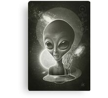 Alien II Canvas Print