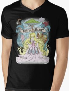 Mavis - The Fairy Heart Mens V-Neck T-Shirt