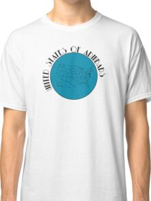 United States of Armbars Classic T-Shirt