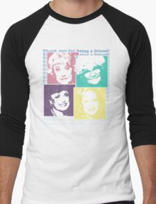 The Golden Girls Men's Baseball ¾ T-Shirt