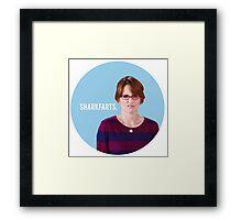 Sharkfarts. Framed Print