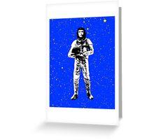 Astronaut Che Guevara Greeting Card