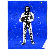 Astronaut Che Guevara Poster