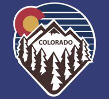 Colorado Throwback by Andrewdotcom