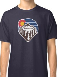 Colorado Throwback Classic T-Shirt
