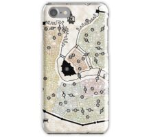 City of Shadow River iPhone Case/Skin