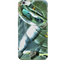 Spitfire  MH434 - OFMC`s Christmas Card 2011  iPhone Case/Skin