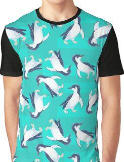 Cute Little Penguin Graphic T-Shirt