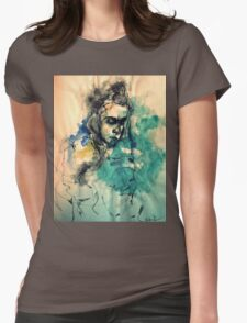 April Womens Fitted T-Shirt