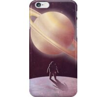 A View From Enceladus iPhone Case/Skin