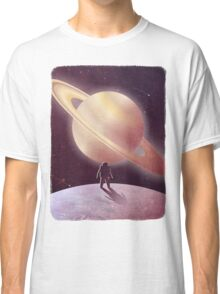 A View From Enceladus Classic T-Shirt