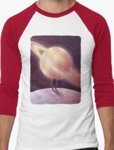 A View From Enceladus Men's Baseball ¾ T-Shirt