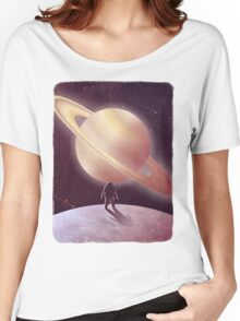 A View From Enceladus Women's Relaxed Fit T-Shirt